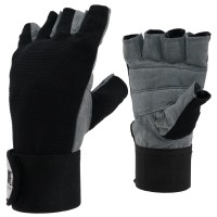 Gaponez Gloves for Weightlifting and Fitness GWGD