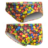 Turbo Water Polo Swimsuit M&M's 73096