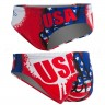 Turbo Water Polo Swimsuit USA Victory 79414