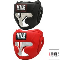 Title Boxing Headgear Platinum PHGF