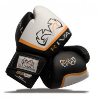 Rival Boxing Bag Gloves RB40 BK