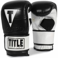 Title Boxing Bag Gloves PTBGE