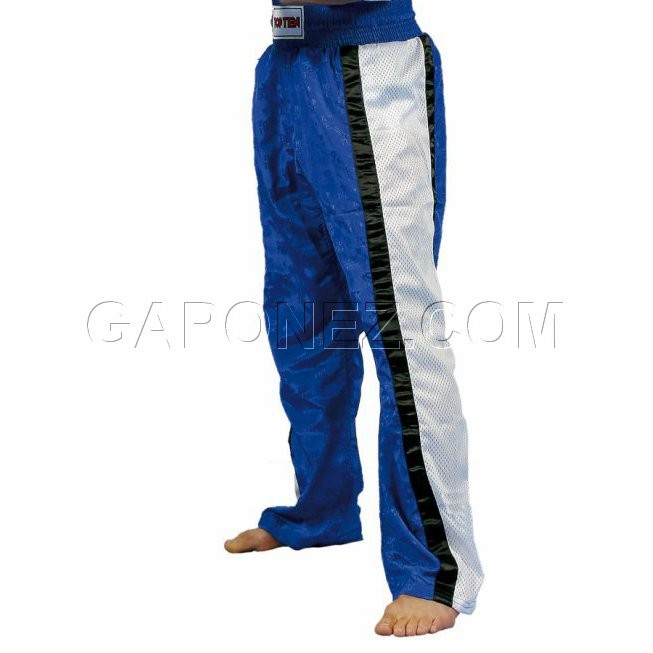 "Top Ten KickBoxing Pants ""Mesh"" 1605-6"