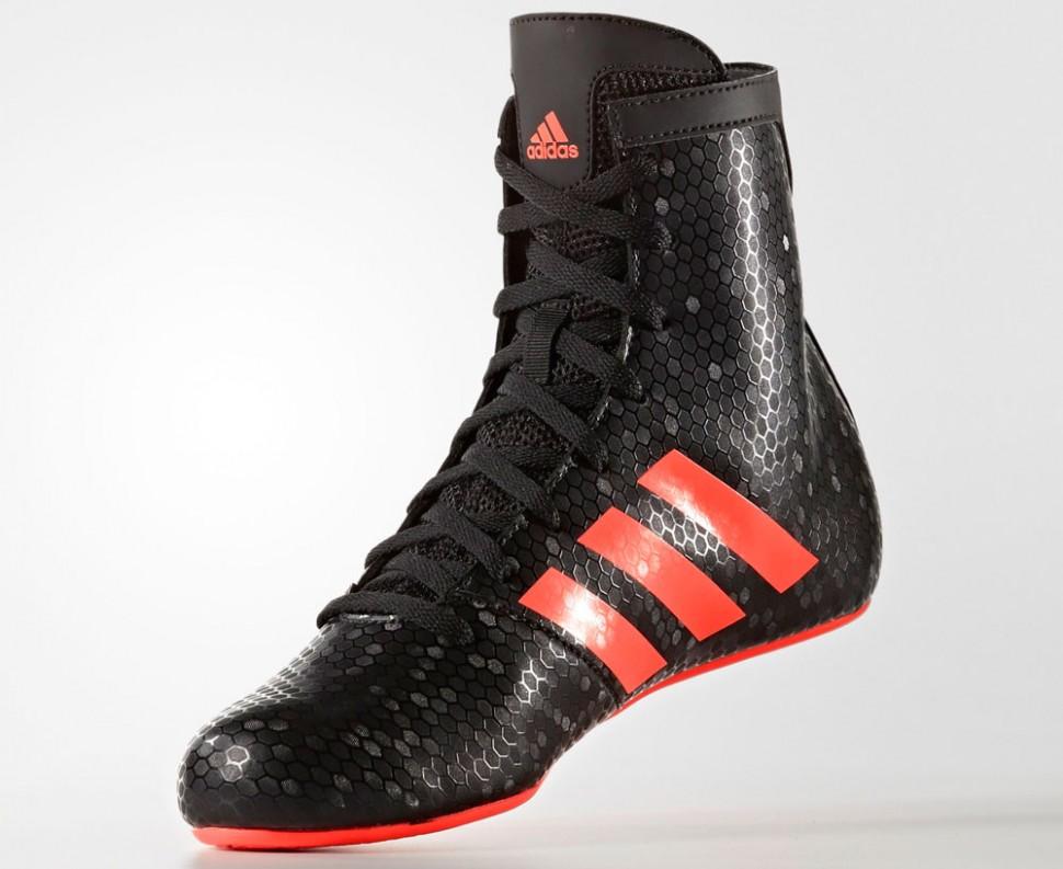 29eae181e1c279 Адидас Боксерки Боксерская Обувь Adidas Boxing Shoes KO Legend 16.2 ...