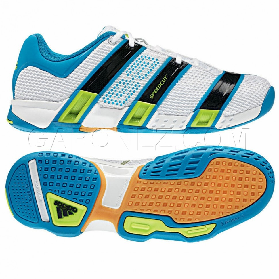 brand new 87fdc 0b71d Adidas Handball Shoes Stabil Optifit U42158