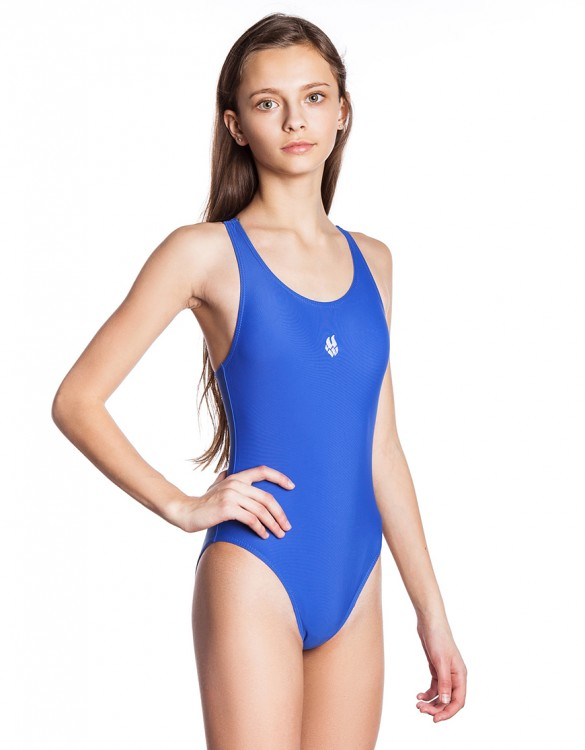 Madwave Swimming Swimsuit Afra Junior M0105 02 8