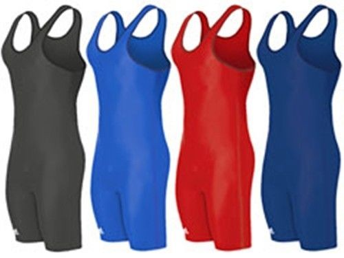 Adidas Wrestling Solid Singlet aS101s