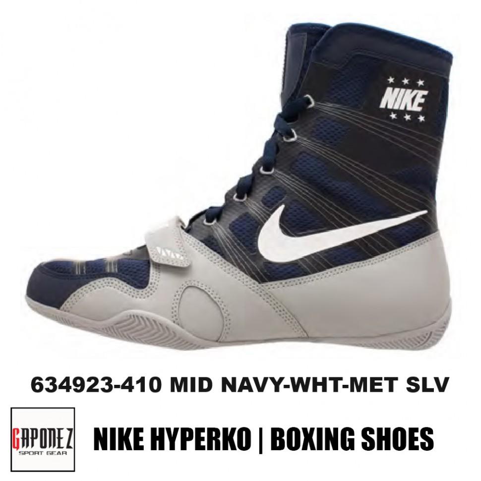 Gaponez Hyperko 410 Nike Sport De Boxeo Gear 634923 Zapatos pqx4PwYnaf