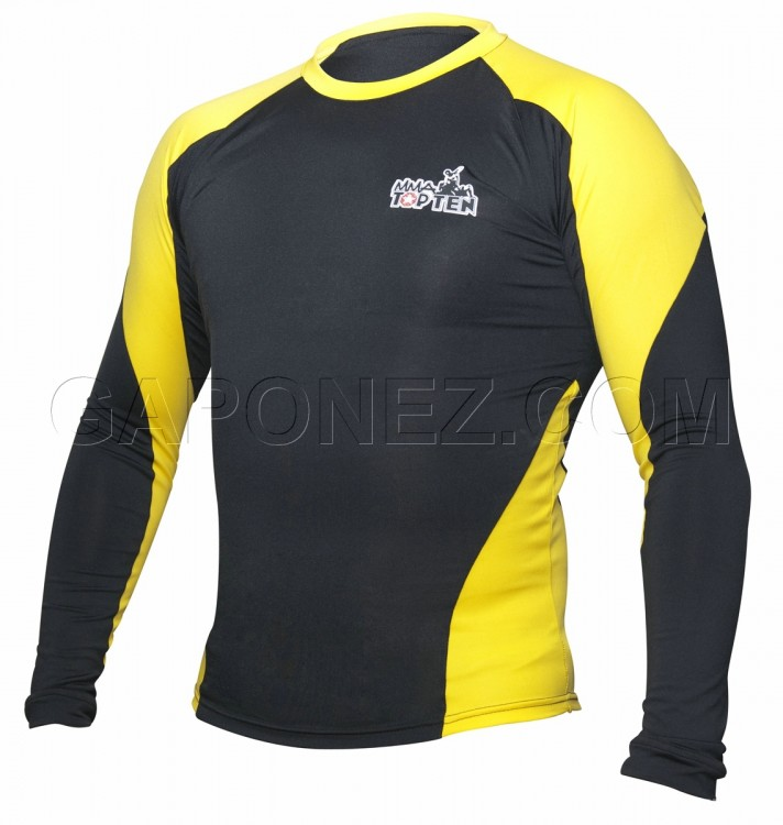 Top Ten Верх LS Rash Guard 1412-9