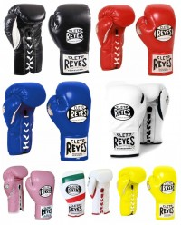 Cleto Reyes Boxing Gloves Fight Pro Safetec RESTR