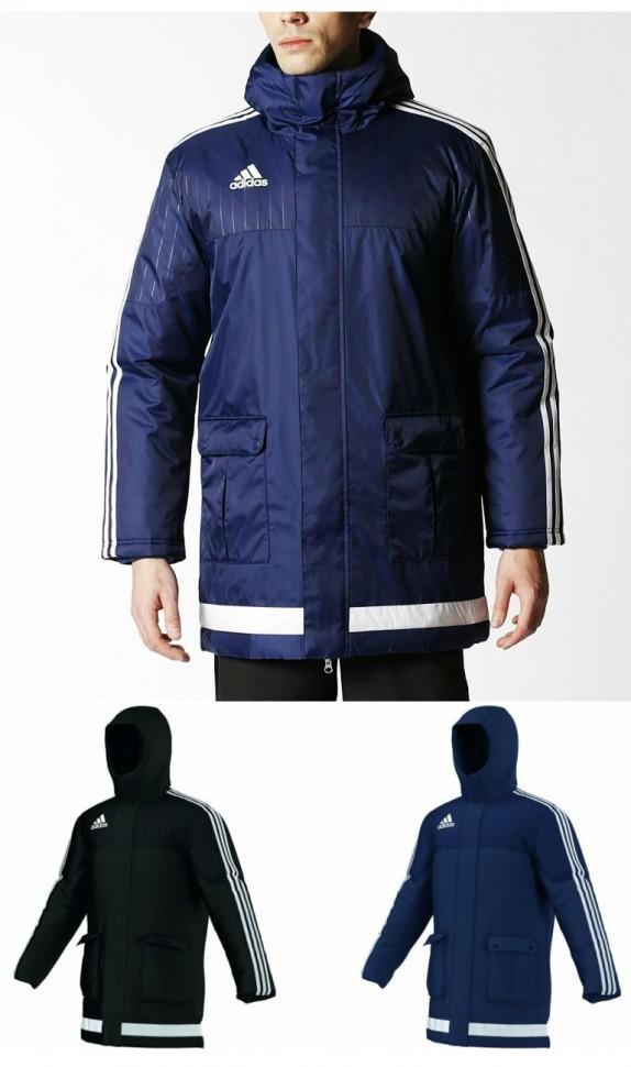 Adidas Tiro 15 Stadium Jacket S20662 M64046 (STD JKT) Soccer Apparel from Gaponez Sport Gear