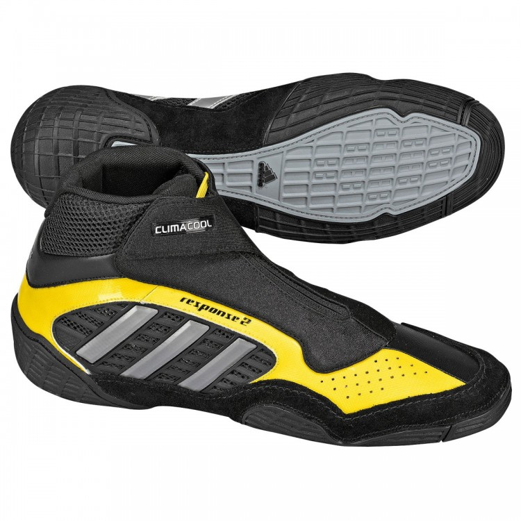low priced e48f7 511c3 Adidas Wrestling Shoes Response 2.0 G02477