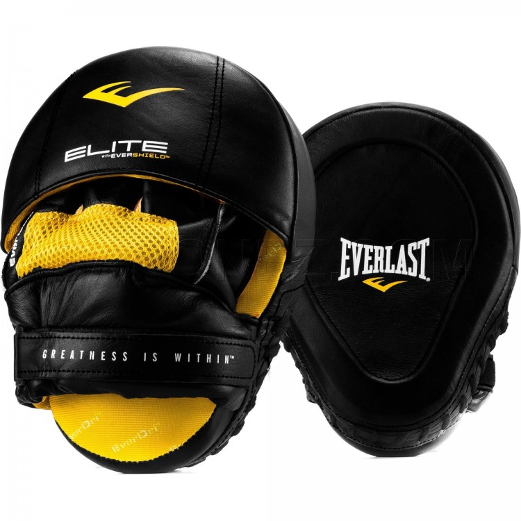 Everlast Boxing Punching Mitts Elite EMTM