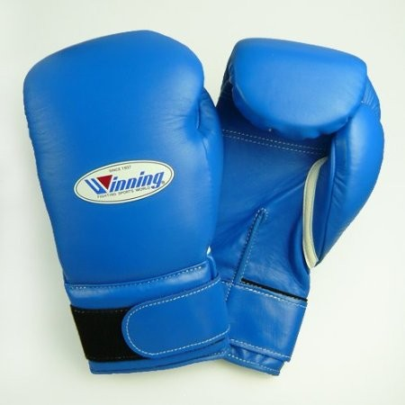 Winning Boxing Gloves Hook-and-Loop MS-X00-B