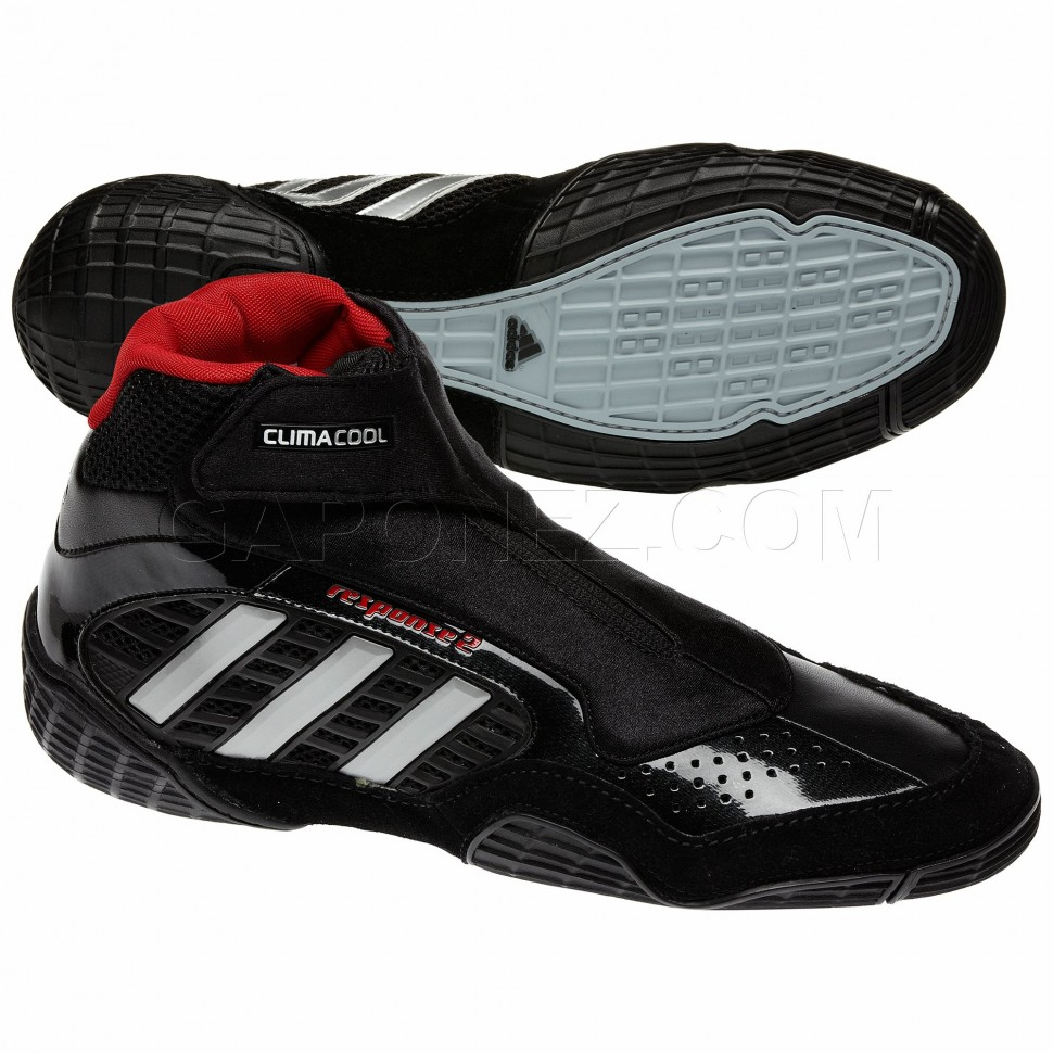 pas mal e0f4a 2fbce Adidas Wrestling Shoes Response 2.0 G03689 from Gaponez Sport Gear