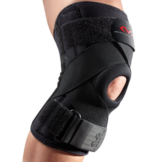 McDavid Knee Support with Stays & Cross Straps 425