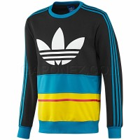Adidas Originals Верх LS C90 Art Fleece Z38377