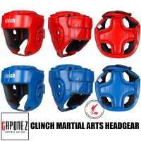 Clinch Boxing Headgear CBHK