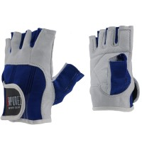 Gaponez Gloves for Weightlifting and Fitness GWGE
