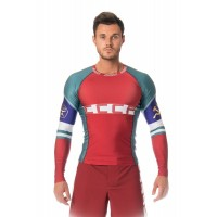 Ishi Top LS Rash Guard Compression СССР ILSC