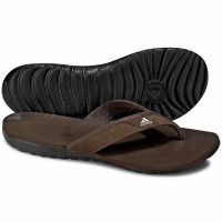 Adidas Сланцы Calo Leather Slides 047737