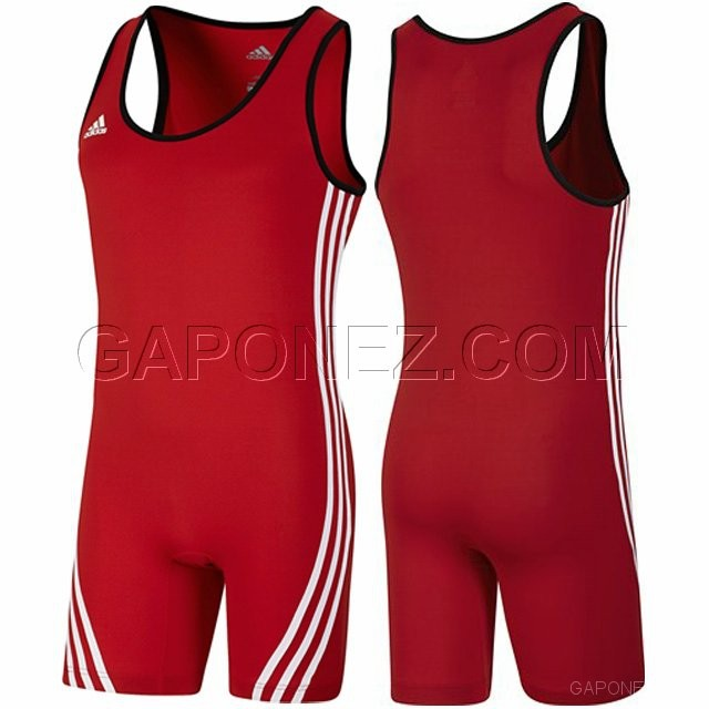 f7fa1b306cb1 Adidas Weightlifting Men Lifter Suit (Base) Red Colour V13876 Weight ...