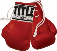 TITLE Boxing Novelties Boxing Glove MBG RD