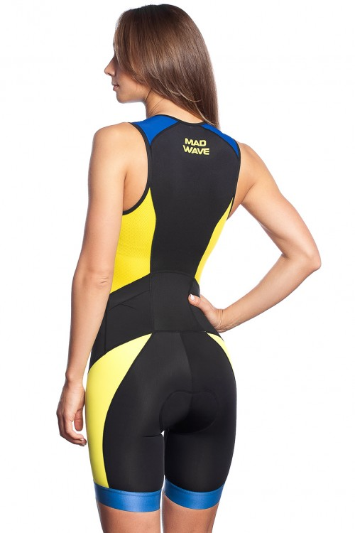 Madwave Triathlon Racing Suit Rival M2148 01