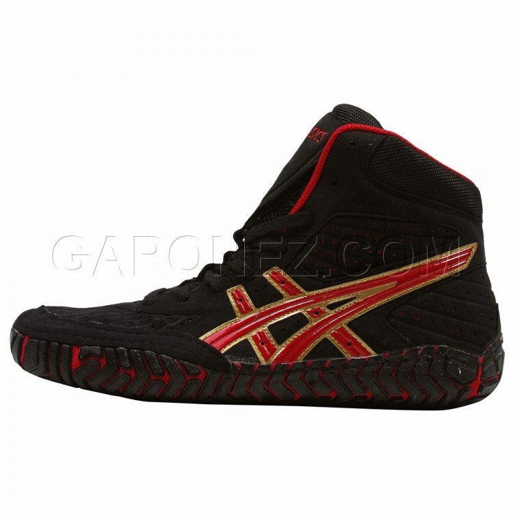 Asics Wrestling Shoes Aggressor J000Y-9026