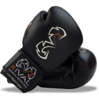 Rival Boxing Gloves Trad Pro RS3V BK