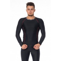 Ishi Top LS Rash Guard Compression Classic ILSL