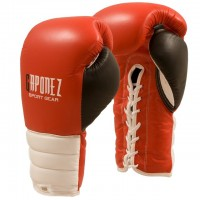 Gaponez Boxing Gloves Lace-Up GBGTL