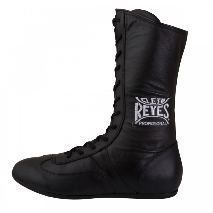 Cleto Reyes Boxing Shoes Leather High Cut Old School Z400