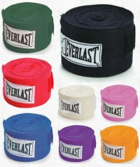 Everlast Boxing Handwraps Jr 2.7m (108