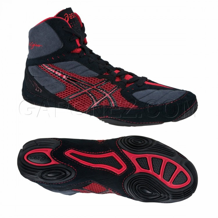 Asics Wrestling Shoes Cael V5.0 J202Y-9021