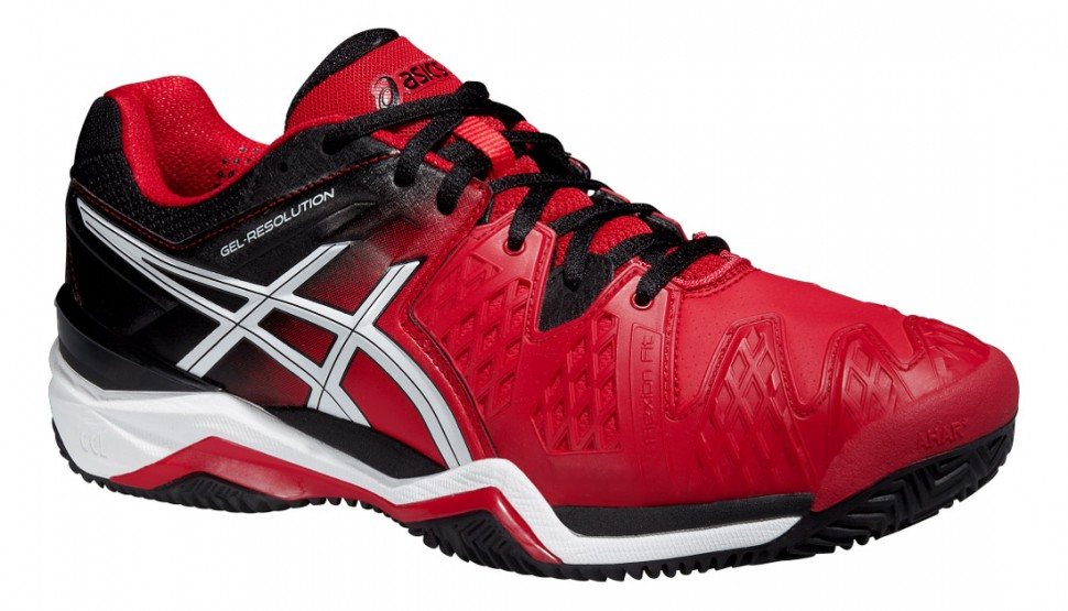 Asics Shoes GEL-RESOLUTION 6 CLAY E503Y