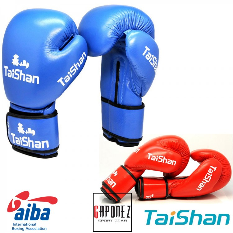 TaiShan Boxing Gloves AIBA TQW0202
