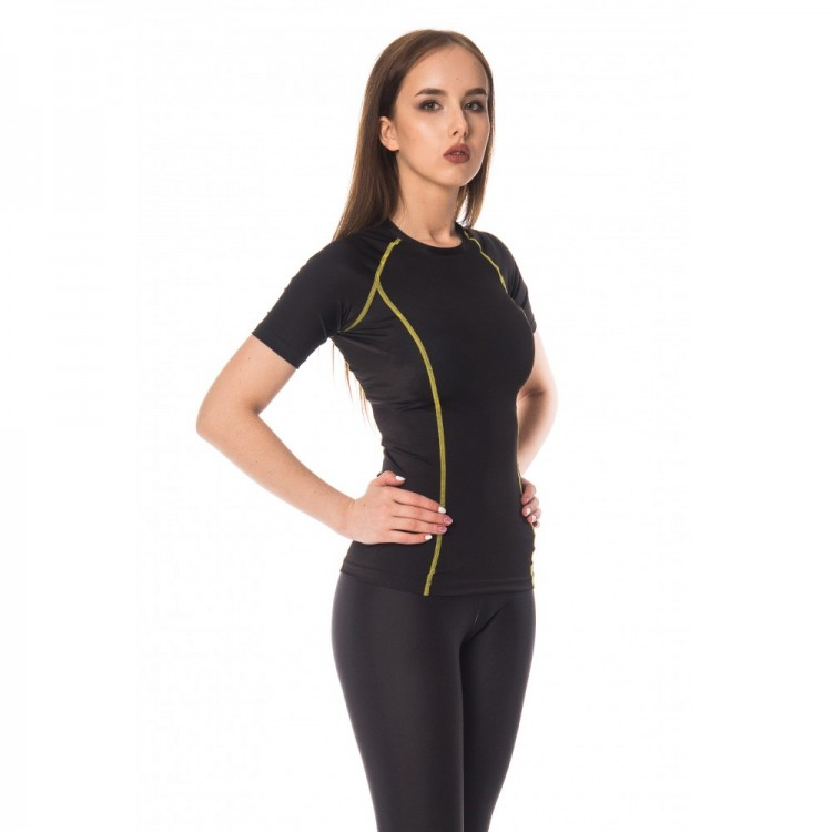Ishi Top LS Rash Guard Compression Classic ILSA